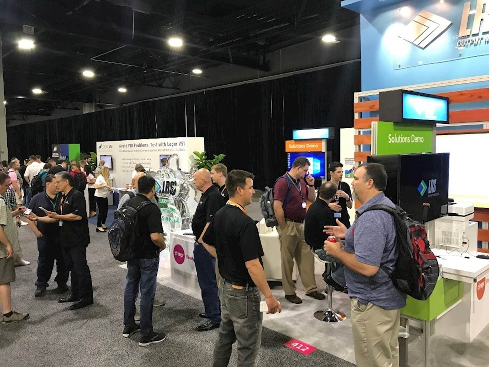 Citrix Synergy 2019: a peach of a show | LRS Blog