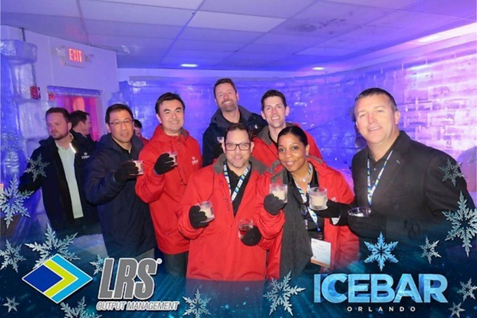 LRS Staff at ICEBAR