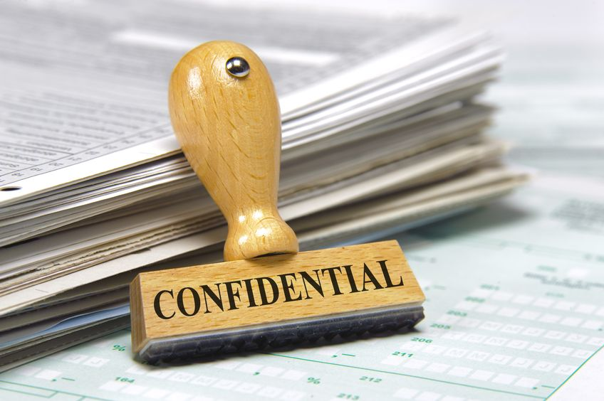 Confidential Printing LRS