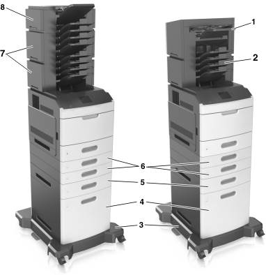 Printer Tray Selection